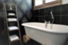 Bathroom - Chalet Isobel