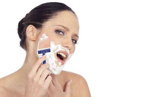 8 séances épilations définitives moustache - 50%