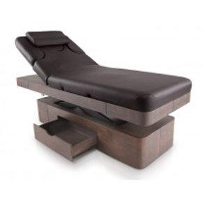 Table VIP SPA avec chromothérapie LED et caisson marron