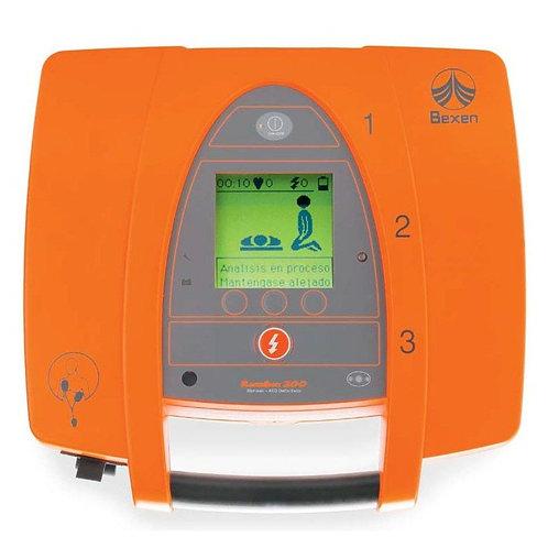Défibrillateur semi-automatique Reanibex 200