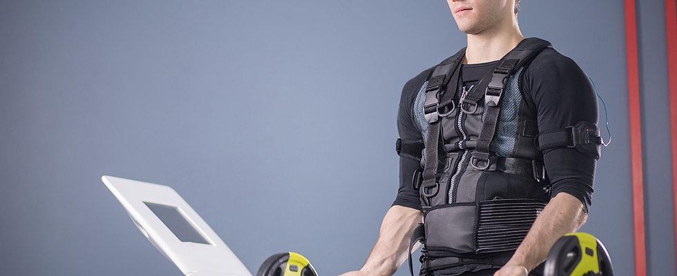 4 séances WIEMS L'entraînement par électrostimulation - 85 % 59 € au lieu 320 €