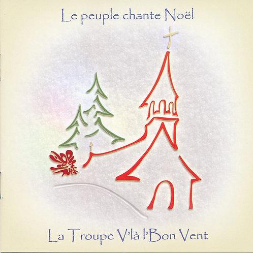 """Album """"Le peuple chante Noël"""""""