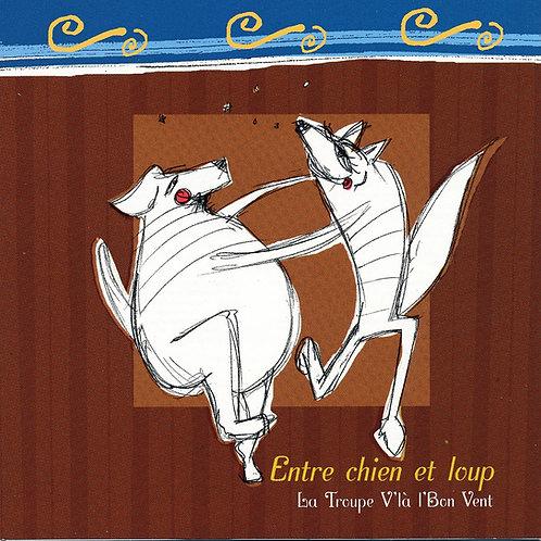 """Album """"Entre chien et loup"""""""