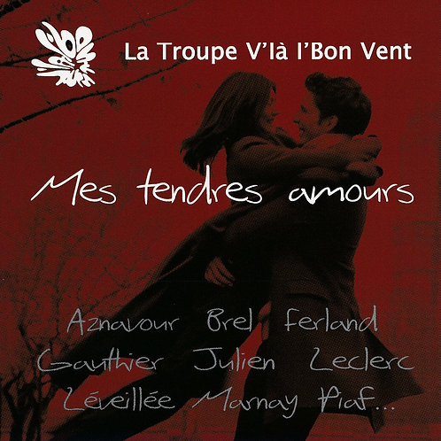 "Album ""Nos tendres amours"""