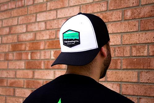 Landscape 7 Hills Logo Trucker Hat