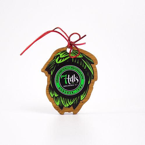 Beer Hop Ornament