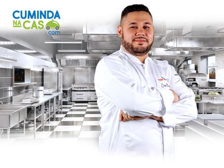 Chef Orlando - Cuminda na Cas