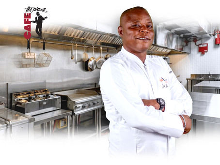 Chef Bryan - Café the Plaza