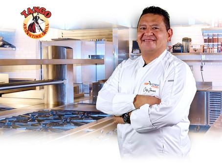 Chef Javier - Tango Argentine Grill