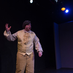 see my hands act in much ado 3 shows lef
