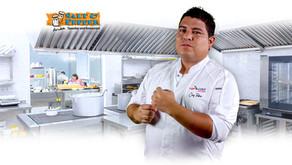 Chef Pedro - Salt & Pepper