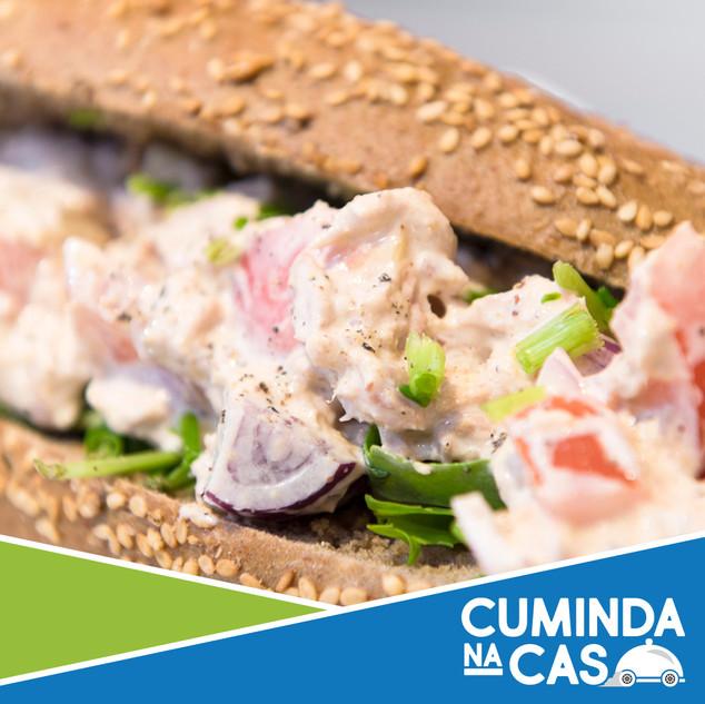 Sandwich Tuna Salad