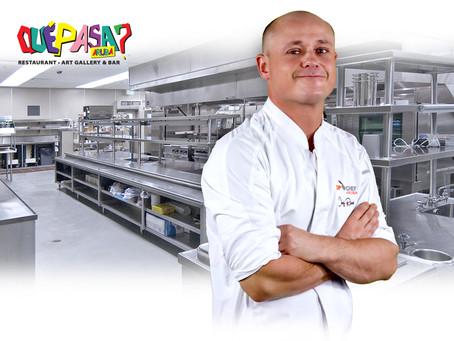 Chef Ries - Que Pasa
