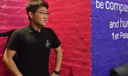 MCS Black Polo Shirt