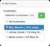 Coodinate.work Sub Orgaizatons and Customer Interfaces