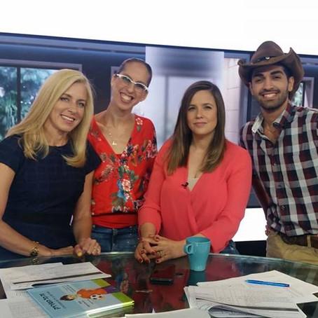 """ראיון בתכנית הבוקר של ערוץ קשת 12: """"פאולה וליאון"""""""