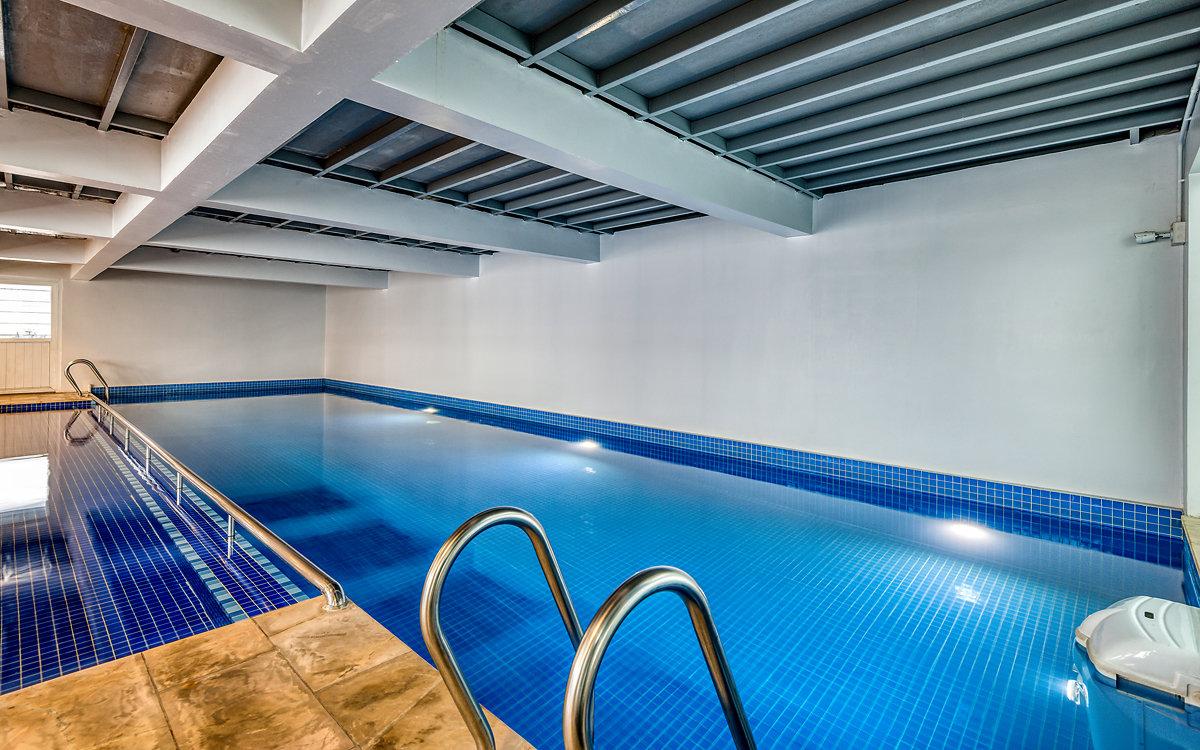 Using Swimming Pool