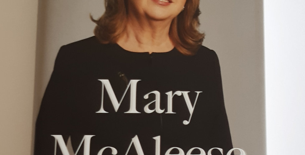 Mary McAleese  Here the Story