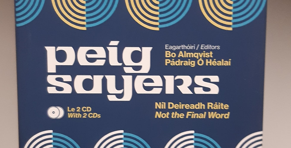 PEIG SAYERS  not the final word