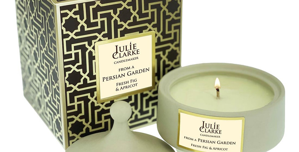 from a Persian Garden – Fresh Fig and Apricot