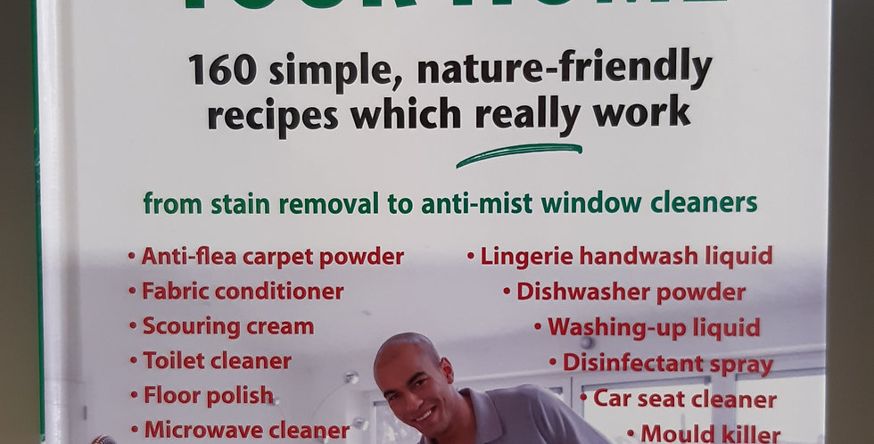 Green Clean Your Home Book