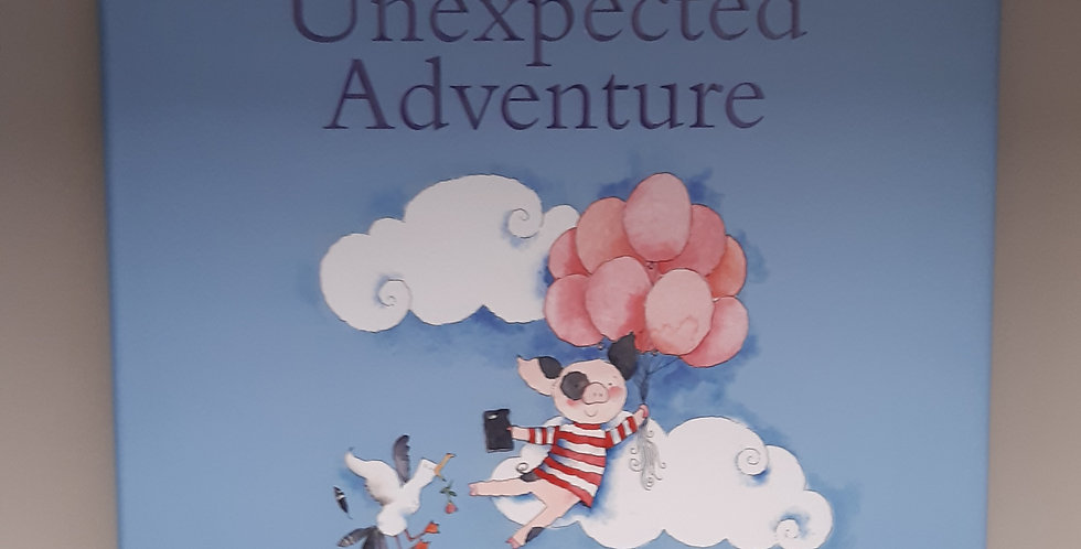 Pigin's Unexpected Adventure by Kathleen Watkins