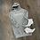 Thumbnail: VIRTUOUS Hoodie Dress