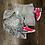 Thumbnail: Women's Short Sleeve Hoodie and Short Set