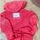 Thumbnail: Vintage Red Deuces To Excuses T-Shirt Hoodie (M)