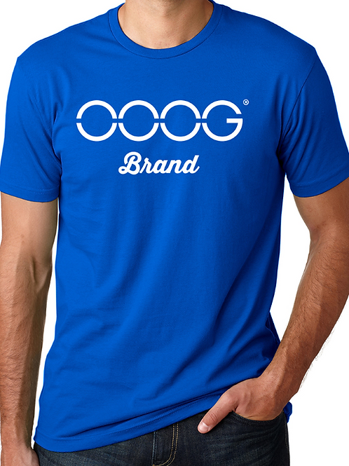 OOOG Men's T-shirt - White Print