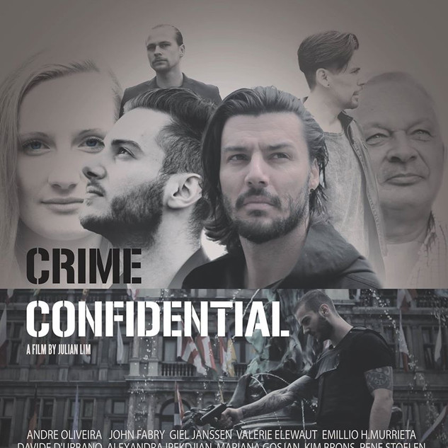 BEST EDITOR Julian Lim: Crime Confidential