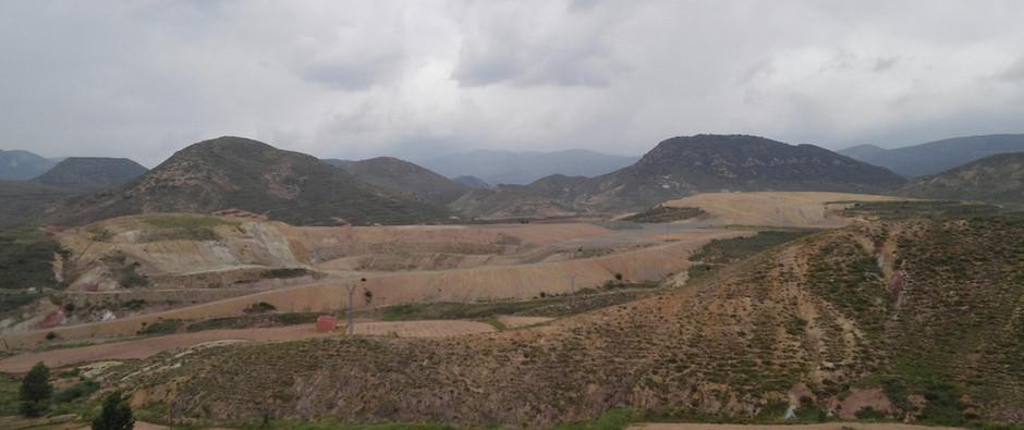 Proyecto de restauración de la Mina Sandra en el T.M. de Manzanera (Teruel)