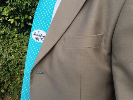 Nice tie Mr D....great dress work today too.