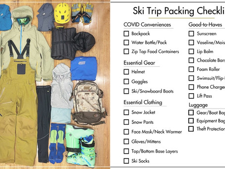 The Only Ski Trip Packing List You Need