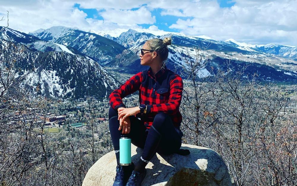 Brooke Ely Danielson, Aspen, Earth Day