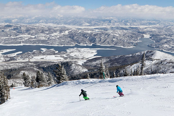 029 Deer Valley Resort Winter_Scenic Ski