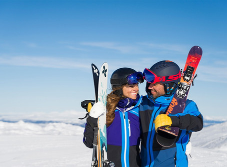 Teaching your Significant Other to Ski