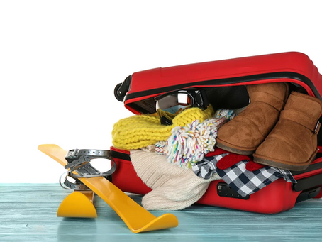 Ski Vacation Packing List – The Little Things