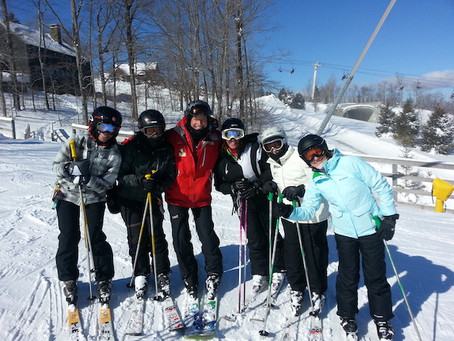 A First Timer's Guide to Getting the Most from Ski Lessons