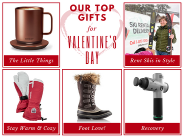 Valentine's Day Gifts for your Ski Love
