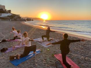 Yogakurser i Nerja