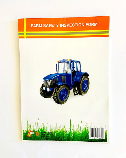 Farm Safety Inspection Pad