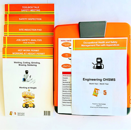 Engineering - Digital Health and Safety Management System