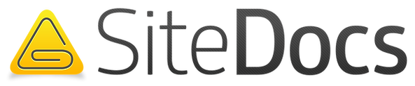 SiteDocs logo - health and safety management software