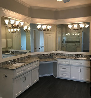 Houston bath remodel