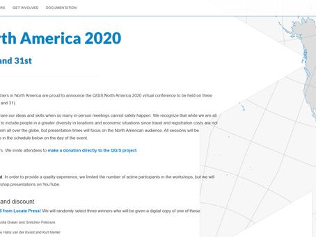 QGIS North America 2020