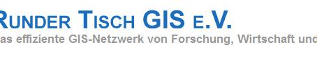 Mitgliedschaft im Runder Tisch GIS e.V.