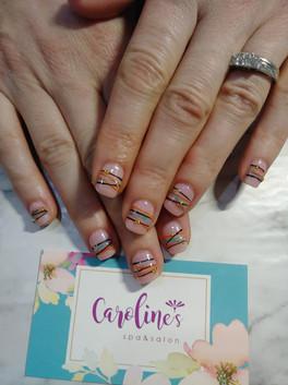 Fun nail arts