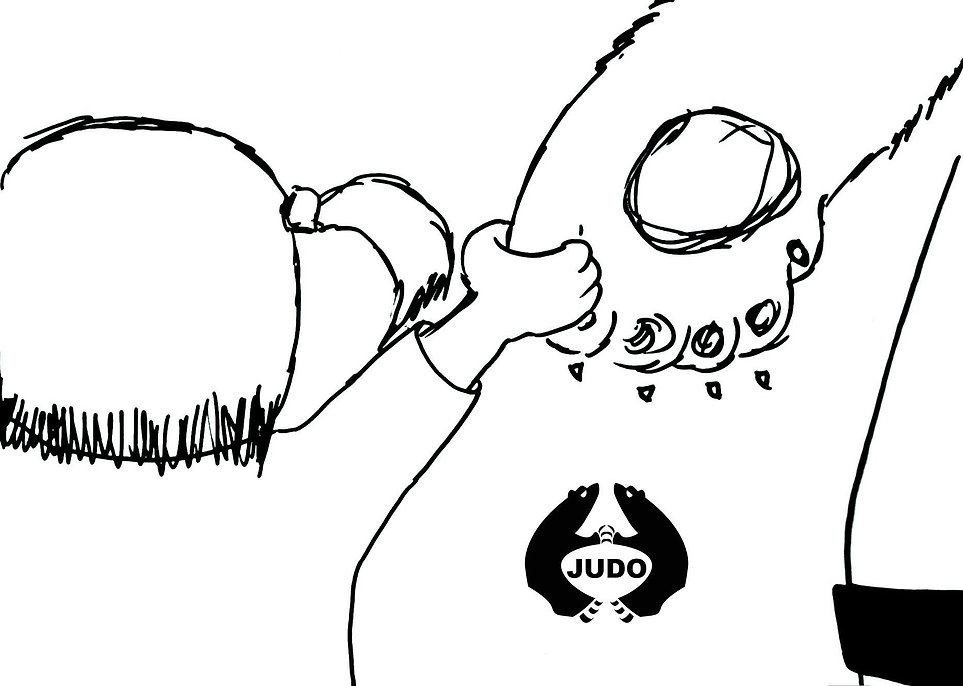 Kuma Dojo HK Kids judo