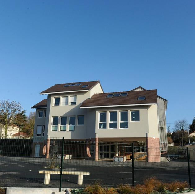 Construction d'un collège-lycée - Yerres (91)